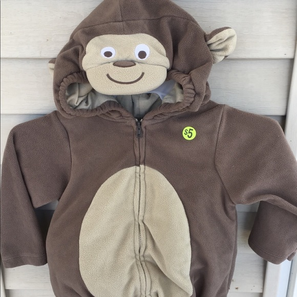 Carter's Other - Monkey costume